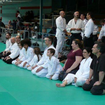 Venez découvrir l'aïkido au LAM